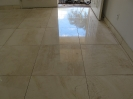 Travertine Floor Polished